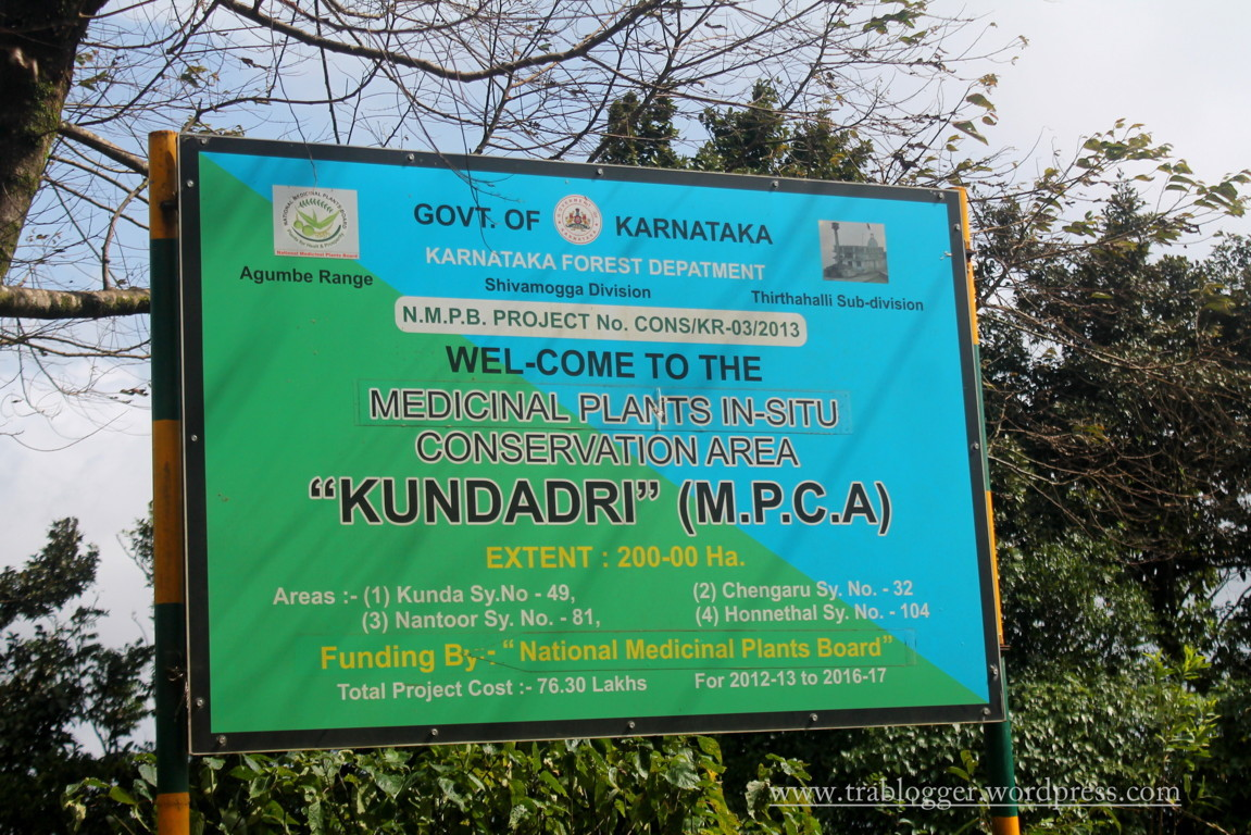 Kundadri Hills Welcomes you