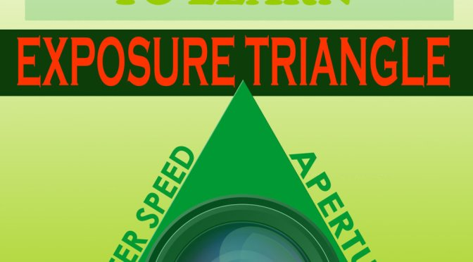 World's Easiest Guide to Understand Exposure Triangle
