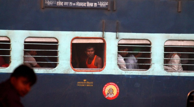 One Day At Nashik Railway Station : #PhotoEssay
