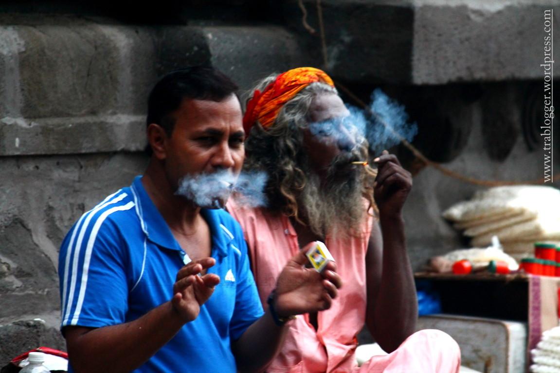 ..to smokers