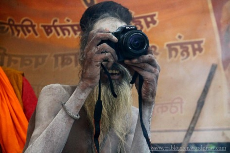 while clicking