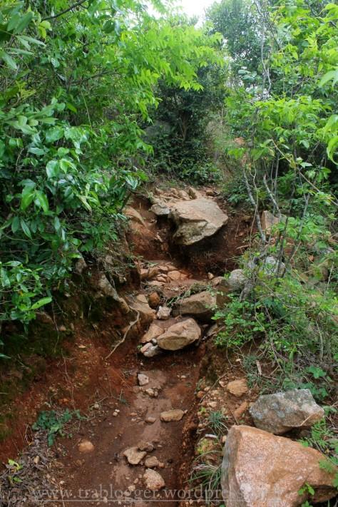 Trails of Skandagiri