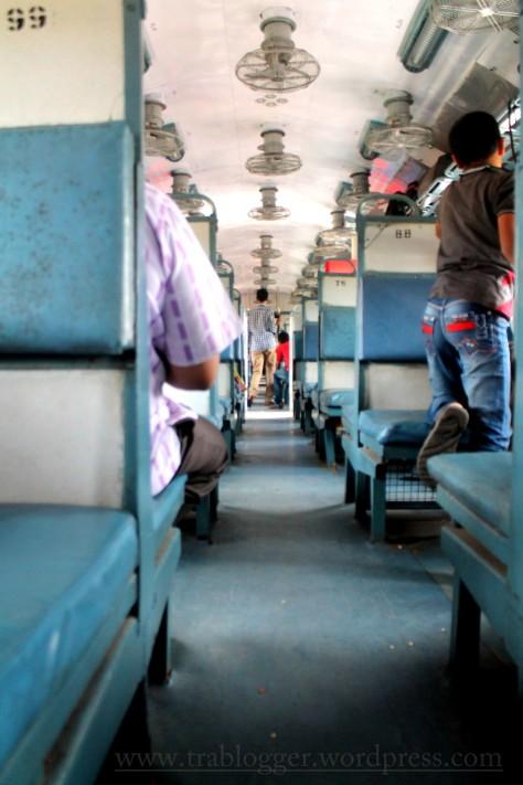 Train to Skandagiri
