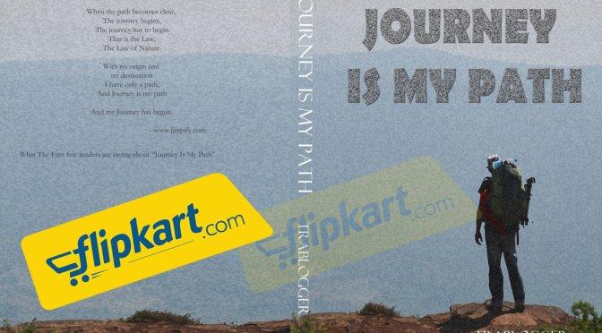 """Journey Is My Path"" Is On Flipkart Now!"